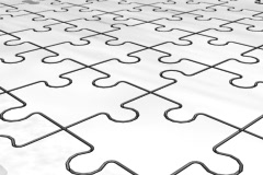 The missing puzzle piece Stock Footage