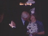 YOU MAY KISS THE BRIDE Stock Footage