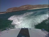 Stock Video Footage of BackofBoat2