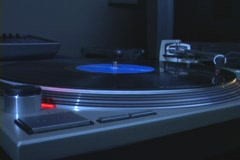 Turntable4 Stock Footage