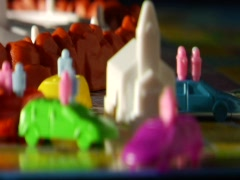 LifeGame Married - stock footage