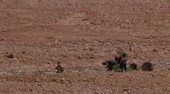 Poor family in Tibet. Stock Footage