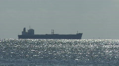 Oil Tanker Stock Footage