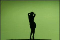 Female Nude Model 16 - stock footage