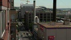 Seattle Streets Stock Footage