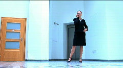 Modern working environment Stock Footage
