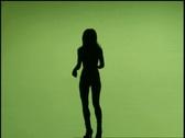 Female Nude Model 29 Stock Footage