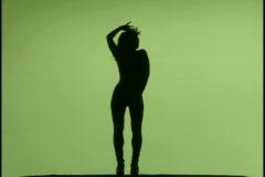 Female Nude Model 68 - stock footage