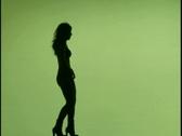 Female Nude Model 65 Stock Footage