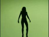Female Nude Model 64 Stock Footage