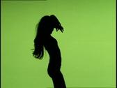 Female Nude Model 52 Stock Footage