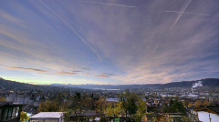 Zurich HDR timelapse 10 Stock Footage