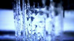 Ice 35mm  enhanced Stock Footage