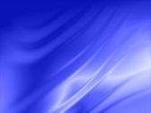 Wedding Motion Background -- Blue White Waves 4x3 NTSC Stock Footage