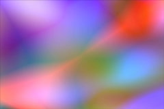 Wedding Motion Background -- Color Swirls 06 4x3 NTSC Stock Footage