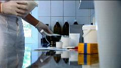 Pharmacy procedures Stock Footage