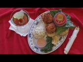 Stock Video Footage of Crab Cakes