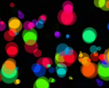 Spots Loopable Background Stock Footage