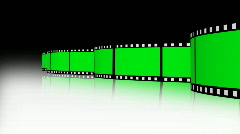 Film Strip Stock Footage