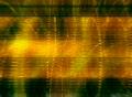 VJ Loop 349 Cylinder 03 Yellow Footage