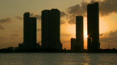 Miami_165 0360 Stock Footage