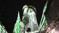 NH carnival Stock Footage