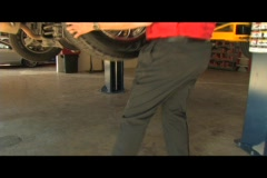 Auto Repair Stock Footage