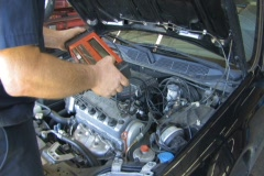 auto mechanic - stock footage
