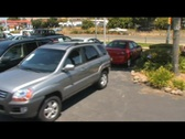 Stock Video Footage of Used Car Lot