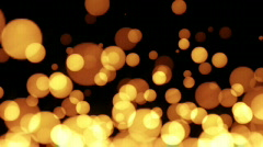 Big Sparkling light  Stock Footage