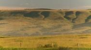 Prairie hills Stock Footage
