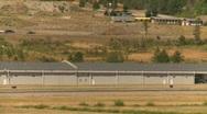 Aircraft, Dash-8 aircraft taxing Stock Footage
