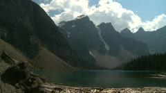 Moraine lake, Banff, #6 Stock Footage