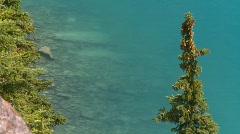 Moraine lake, Banff, #1 Stock Footage