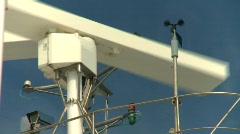Cruise ship radar, #3 Stock Footage