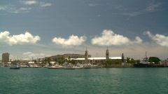 Bermuda harbor, #3 Stock Footage