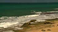 Tropical beach, #1 Stock Footage