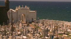 San Juan Puerto Rico cemetery, #5 Stock Footage