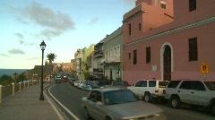 Stock Video Footage of San Juan, Puerto Rico old town, #4
