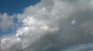 Stock Video Footage of Pretty clouds