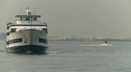 Stock Video Footage of ferry boat