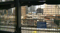 New York City, World Trade Center, construction site, #2 Stock Footage