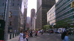 New York City financial district, #4 Stock Footage