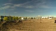 Stock Video Footage of construction, caterpillar bulldozer