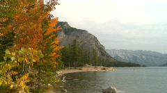 Vibrant autumn colors, #1 Stock Footage