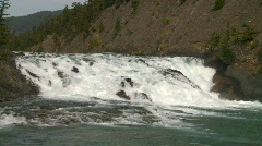 Bow Falls, Banff, #14 Stock Footage