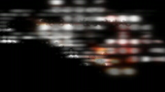 abstract background lightforms - stock footage