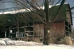 Abandoned Barn 01 Stock Footage