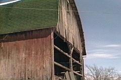 Abandoned Barn 03 Stock Footage