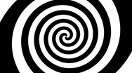 Stock Video Footage of Hypnotic Swirl HD
